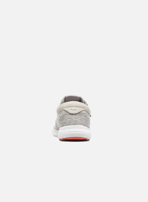 Sneaker Supra Hammer run W grau ansicht von rechts