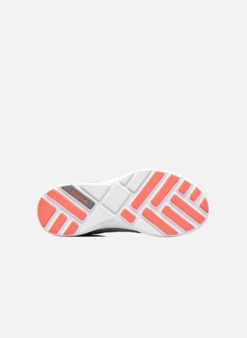 Sneaker Supra Hammer run W grau ansicht von oben