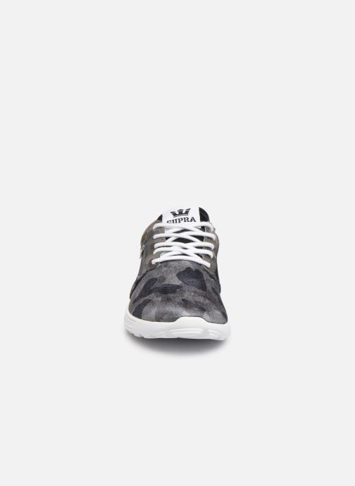 Baskets Supra Hammer run W Vert vue portées chaussures
