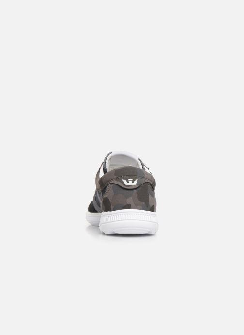 Sneakers Supra Hammer run W Verde immagine destra