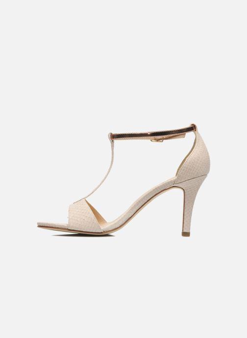 Sandales et nu-pieds Tamaris Marlon Rose vue face
