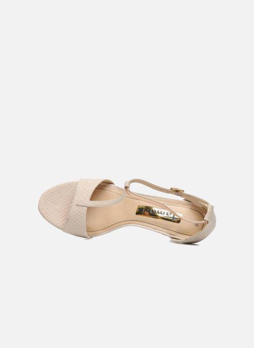 Sandales et nu-pieds Tamaris Marlon Rose vue gauche
