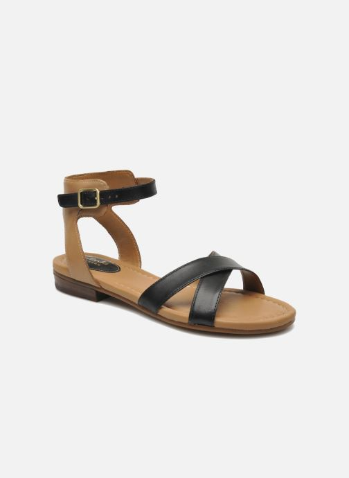 e5a99fe26867 Clarks Viveca Zeal (Black) - Sandals chez Sarenza (217438)