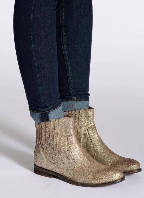 Elle Etoile (silber) - Stiefeletten & Stiefel Stiefel Stiefel bei Más cómodo 01664c