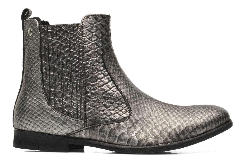Bottines et boots Elle Etoile Argent vue derrière
