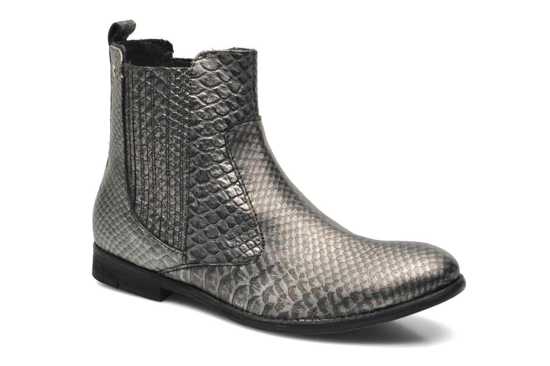 Zapatos de de mujer baratos zapatos de Zapatos mujer  Elle Etoile (Plateado) - Botines  en Más cómodo 73a62a