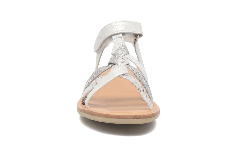 Sandaler Noël Strass Silver bild av skorna på