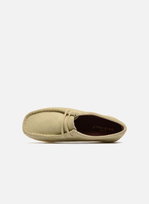 Originals Scarpe 318358 beige Clarks Wallabee W Lacci Con Chez dzwHIU