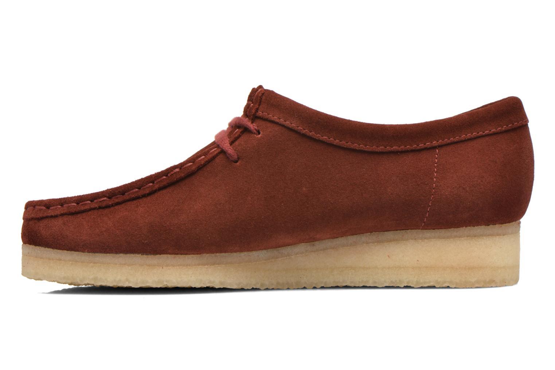 Gran descuento  Clarks Originals Wallabee W (Vino) - Zapatos Zapatos Zapatos con cordones en Más cómodo 3c5bdd