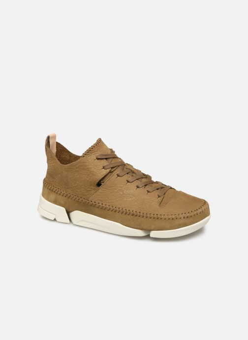 Baskets Clarks Originals TrigenIc Flex Marron vue détail/paire