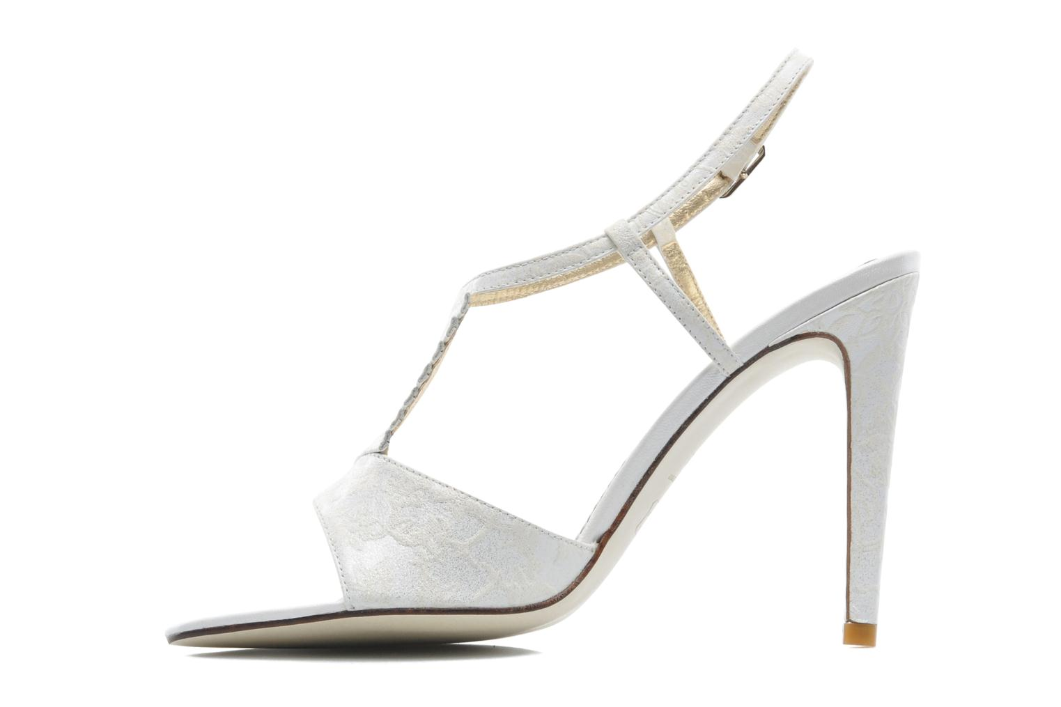 Sandals Georgia Rose Rumimy White front view