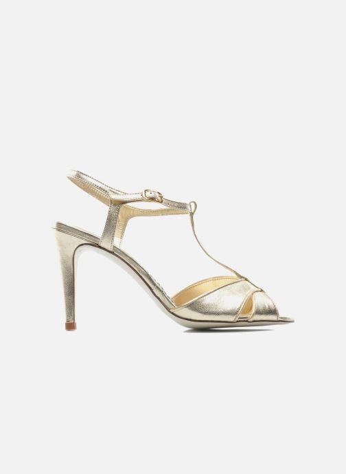 Sandali e scarpe aperte Georgia Rose Rutaime Oro e bronzo immagine posteriore