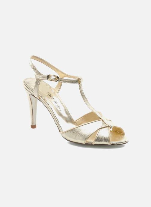 Sandali e scarpe aperte Georgia Rose Rutaime Oro e bronzo vedi dettaglio/paio