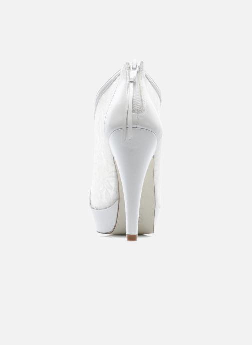 Stiefeletten & Boots Georgia Rose Ruamote weiß ansicht von rechts