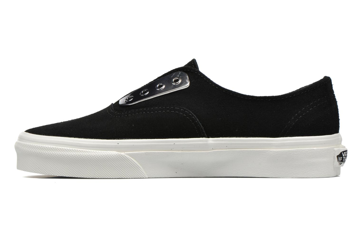 Baskets Vans Authentic Gore W Noir vue face