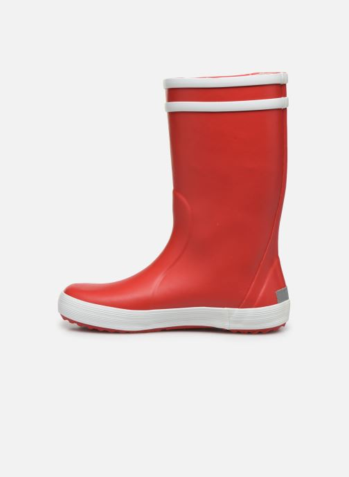 Botas Aigle LOLLY-POP Rojo vista de frente