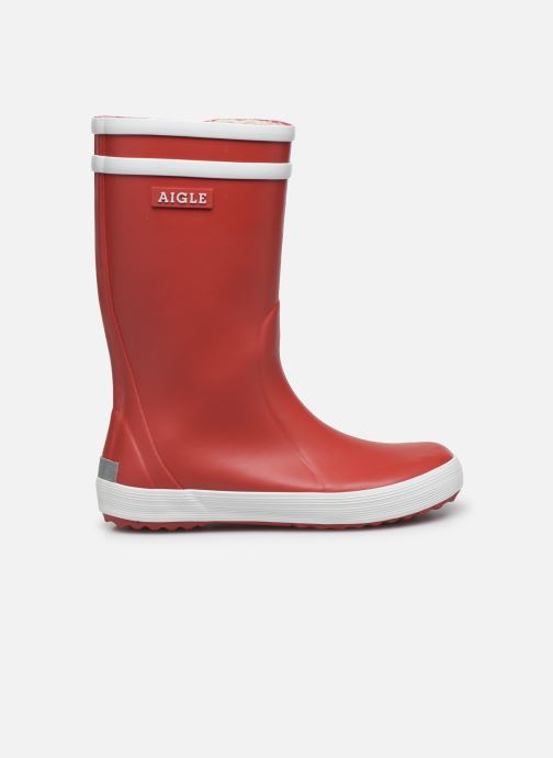 Botas Aigle LOLLY-POP Rojo vistra trasera