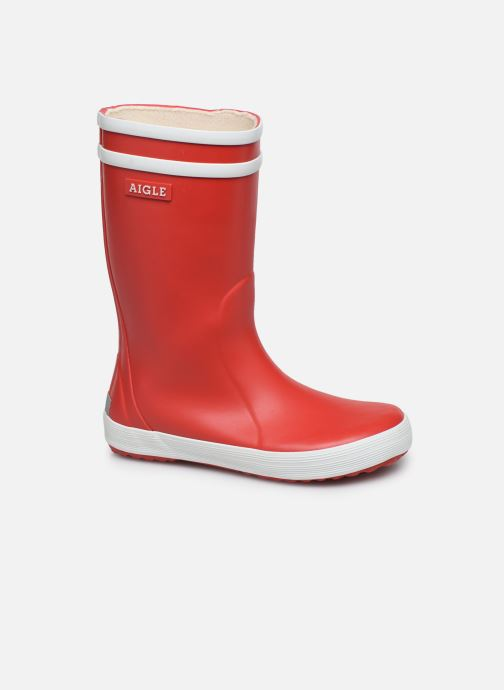 Botas Aigle LOLLY-POP Rojo vista de detalle / par