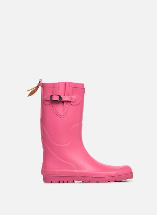 Støvler & gummistøvler Aigle Woody Pop Pink se bagfra