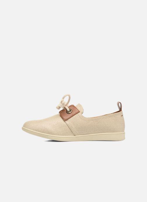 Sneakers Armistice Stone One shine W Rosa immagine frontale