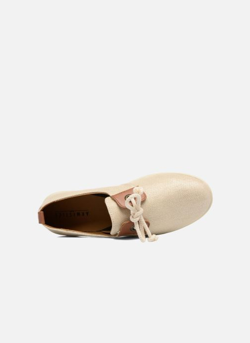 Sneakers Armistice Stone One shine W Rosa immagine sinistra