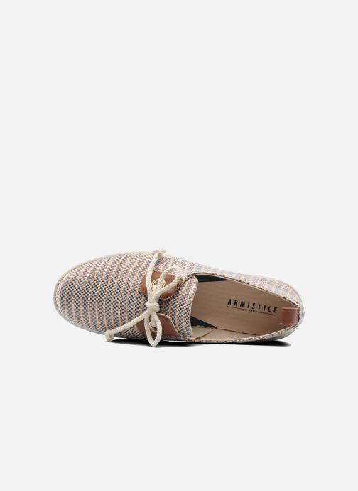 Trainers Armistice Stone One bahia W Bronze and Gold view from the left