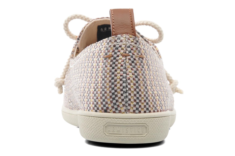 Baskets Armistice Stone One bahia W Or et bronze vue droite