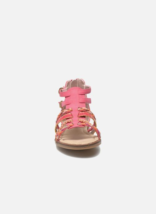 Sandals I Love Shoes Tina Pink model view