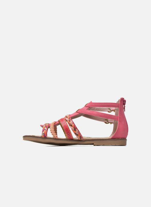 Sandals I Love Shoes Tina Pink front view