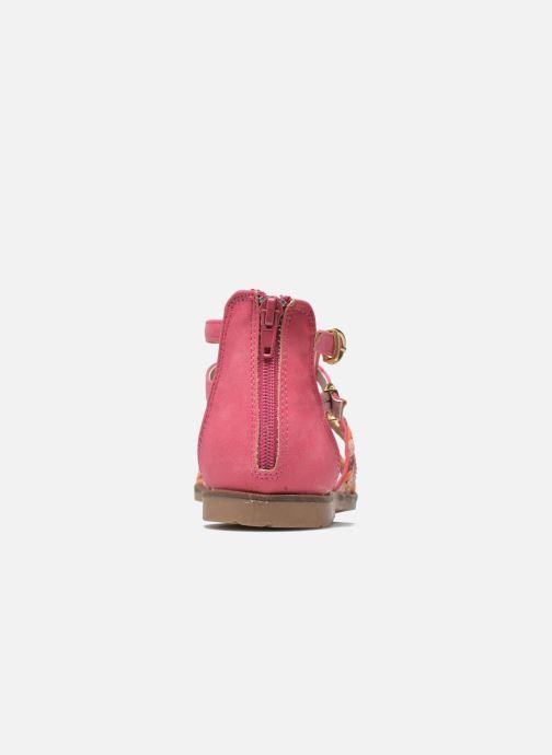 Sandalen I Love Shoes Tina rosa ansicht von rechts