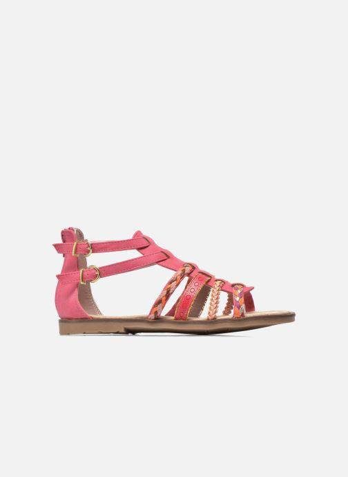Sandalen I Love Shoes Tina rosa ansicht von hinten