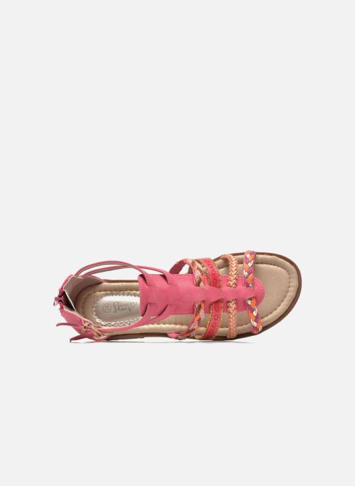 Sandalias I Love Shoes Tina Rosa vista lateral izquierda