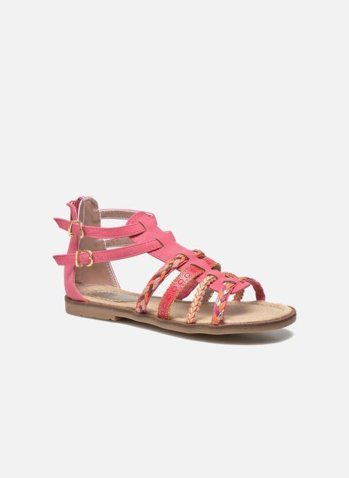 Sandaler I Love Shoes Tina Pink detaljeret billede af skoene