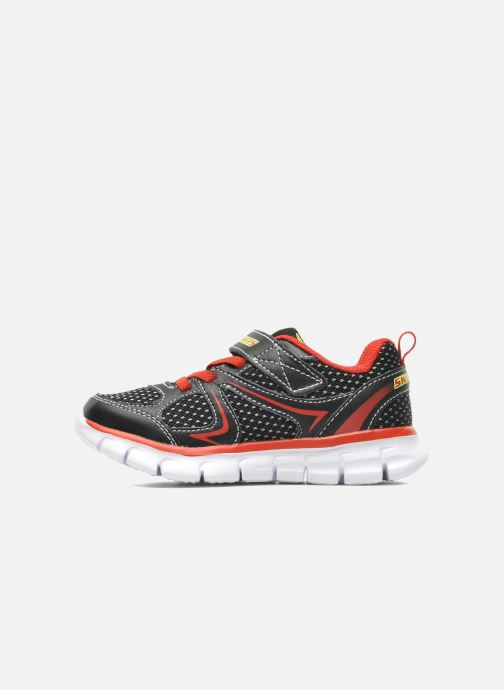 Sneakers Skechers Synergy Mini Dash Nero immagine frontale