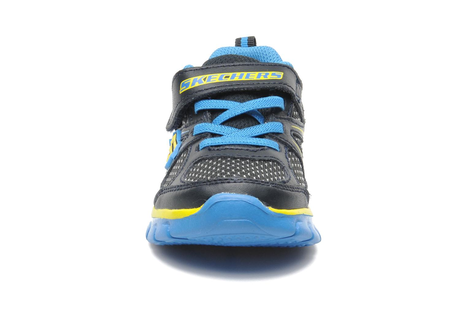 Trainers Skechers Synergy Mini Dash Blue model view
