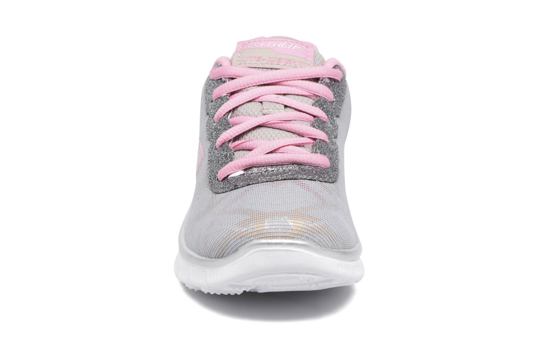Baskets Skechers Skech Appeal Gris vue portées chaussures
