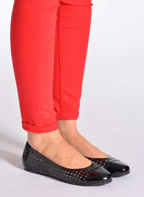 Ballet pumps M PAR M Hapy Red view from underneath / model view