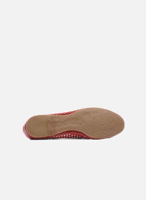 Ballet pumps M PAR M Hapy Red view from above