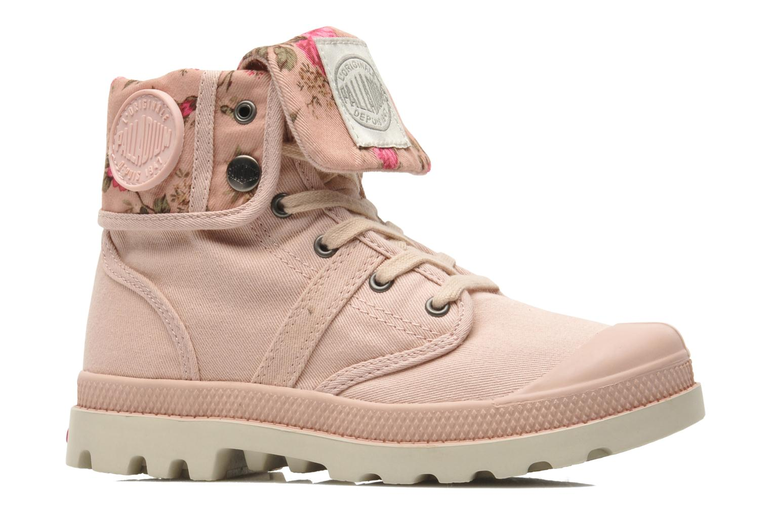 Ankle boots Palladium Baggy Twl K Pink back view