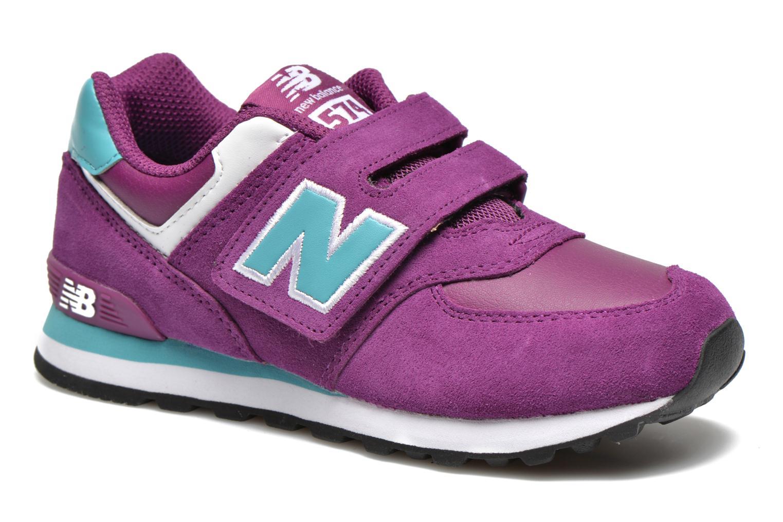 basket new balance violette Distance Noir, Light Grise, Blanche ... 995eeba173b1