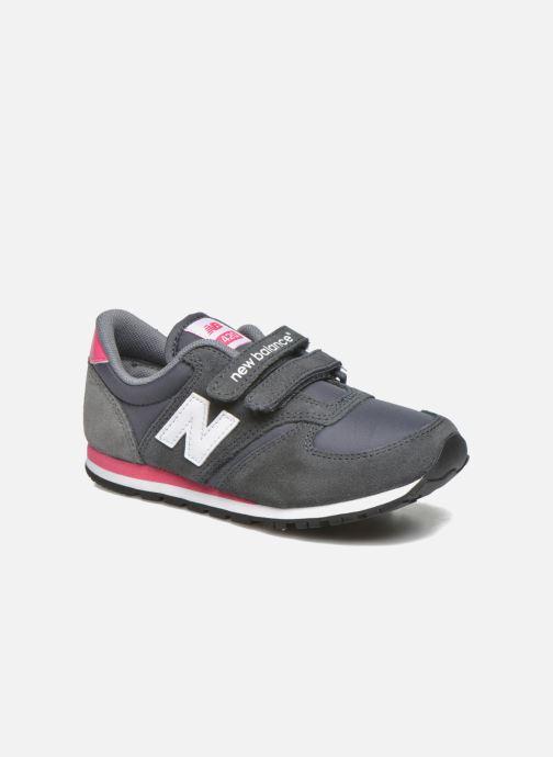 c3c3cfcbe5db Sneakers New Balance KE420 J Grå detaljeret billede af skoene
