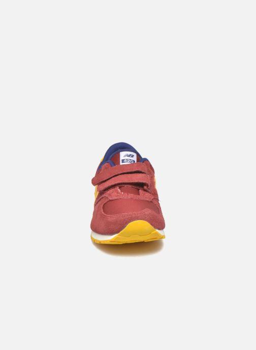 Sneakers New Balance KE420 J Rood model