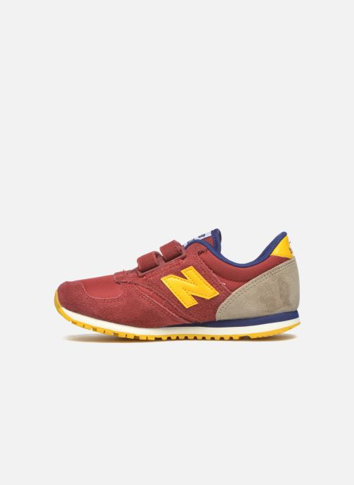 Trainers New Balance KE420 J Red front view