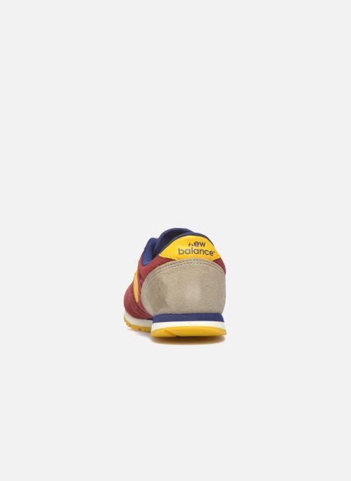 Sneakers New Balance KE420 J Rood rechts