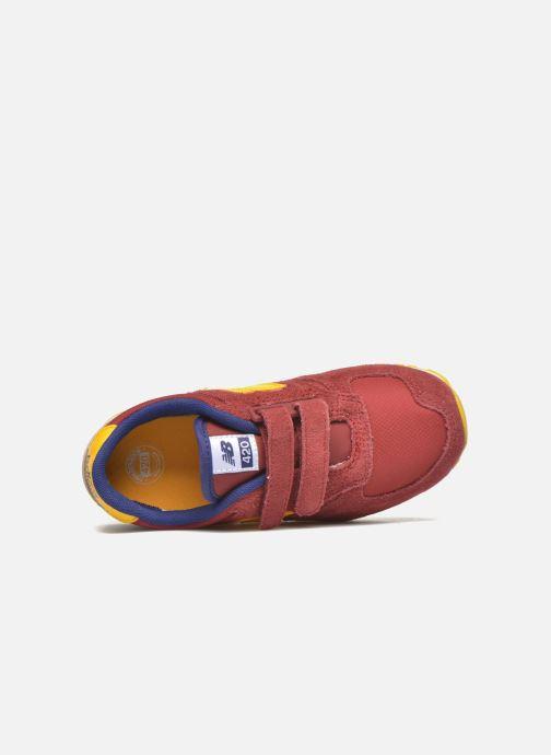 Sneakers New Balance KE420 J Rood links