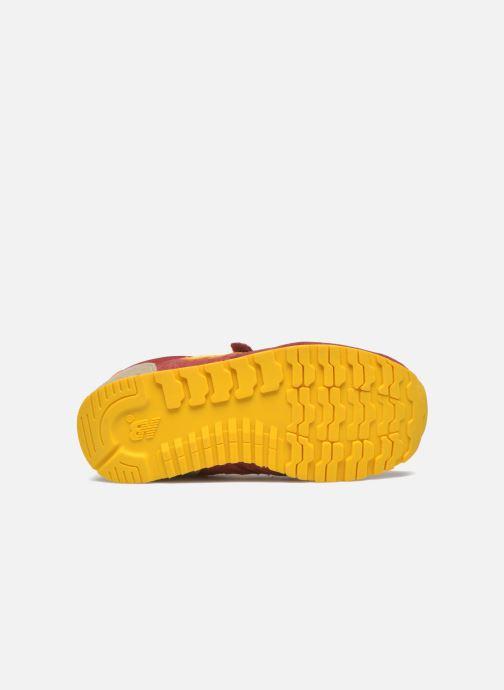 Sneakers New Balance KE420 J Rood boven