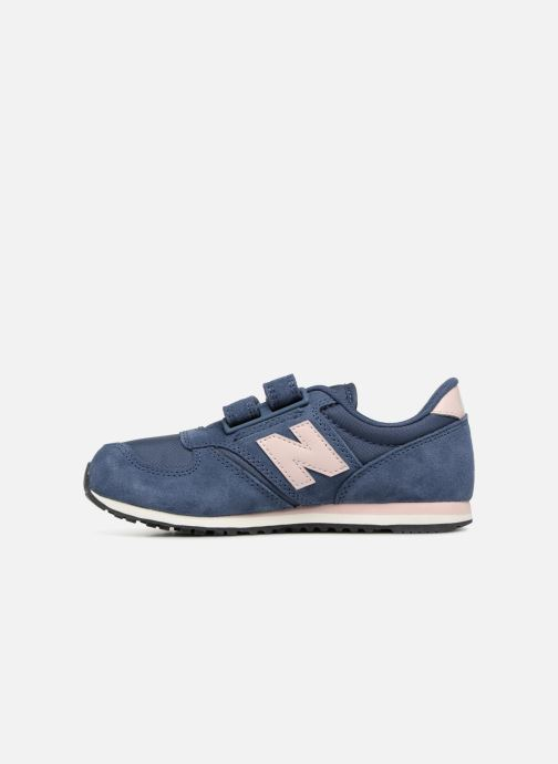 Trainers New Balance KE420 J Blue front view
