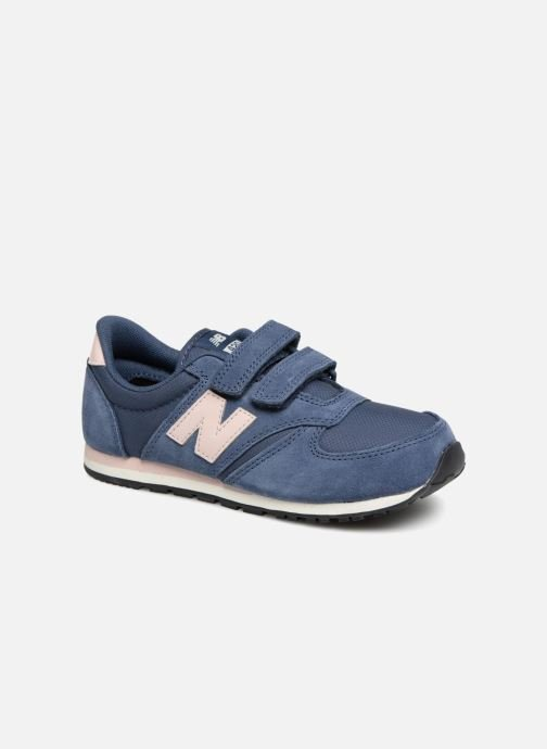 Trainers New Balance KE420 J Blue detailed view/ Pair view