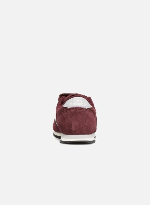 Sneakers New Balance KE420 J Paars rechts