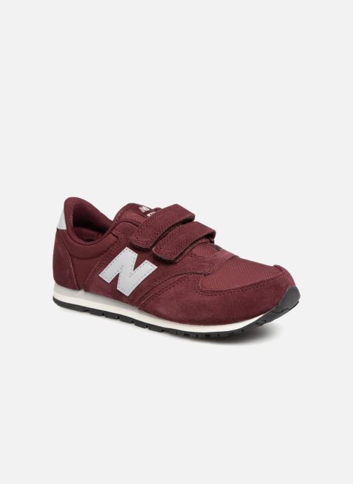 Trainers New Balance KE420 J Purple detailed view/ Pair view